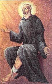 Prière à Saint Pérégrin Laziosi pour la guérison de personnes atteintes du cancer Peregrin